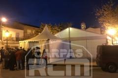 Alquiler de Carpas en alicante Carpas RCM10